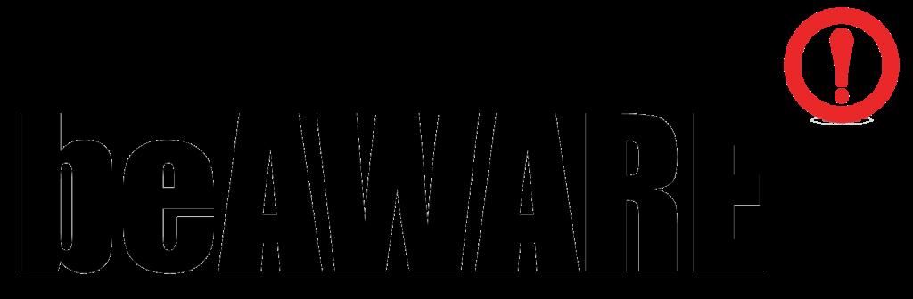 BeAware logo