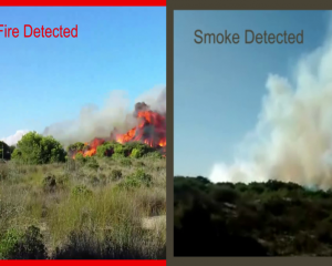 fire & smoke detection